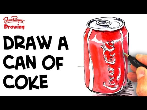 how-to-draw-a-can-of-coke