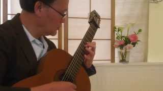 Spanish Romance -- Classical Guitar