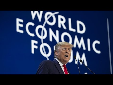 ترامب يطلق معركته التجاريه ضد أوروبا من منتدى دافوس  - نشر قبل 9 ساعة