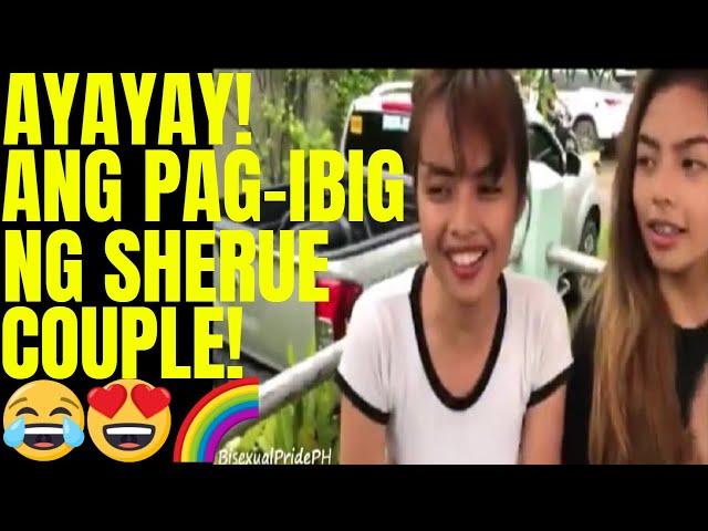Ayayay Ayayay Ang Pag-ibig ng SheRue! ????