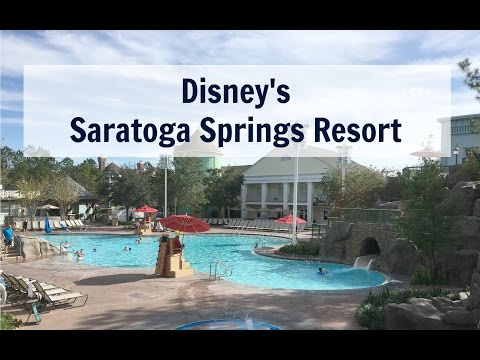 DVC Saratoga Springs Tour