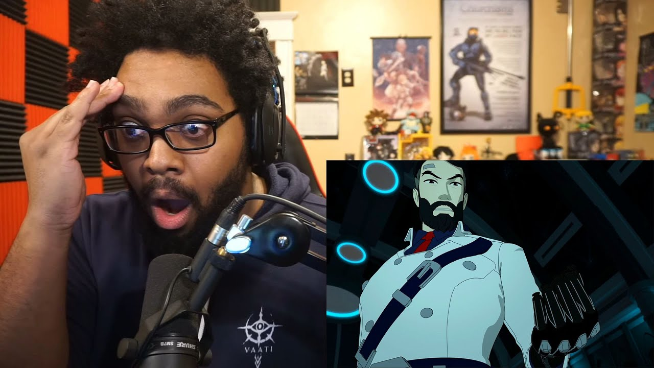 Download RWBY Volume 8 Chapter 10 Reaction - You Either Die A Hero...