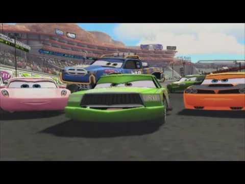 Cars Race O Rama Intro