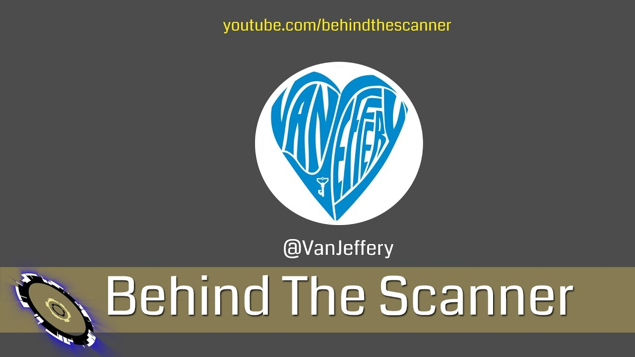 Behind the Scanner: S2 Ep4 - Agent VanJeffery