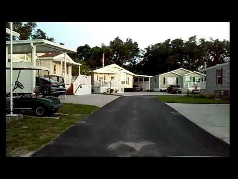 Three Lakes Rv Resort Hudson Fl 2015 Youtube