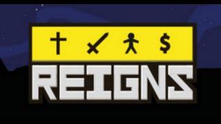 reigns. обзор