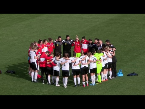 CYPRUS WOMEN'S CUP 2018 | CZECH REP vs AUSTRIA