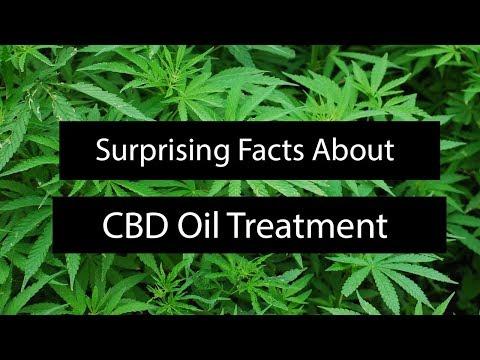 Surprising Effects of CBD Oil Treatment