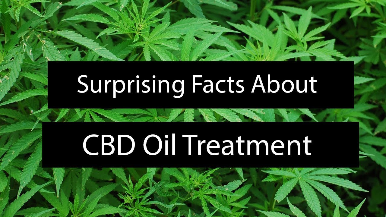 15 Surprising Facts About Medicinal CBD Oil Treatment