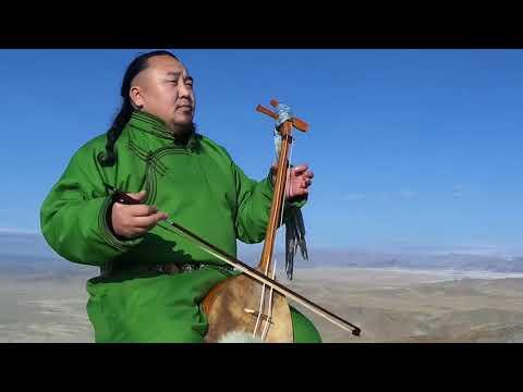"Música Tradicional Mongol - ""Louvor de Gengis Khan"" Matouqin"