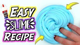 Diy24h video diy unicorn crunch slime how to make glossy slime how to make slime for beginners no fail easy diy slime recipe ccuart Choice Image
