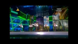Eurovision 2009 Igor Moiseev Ensemble of Popular Dance - Folk Dances From Different Countries