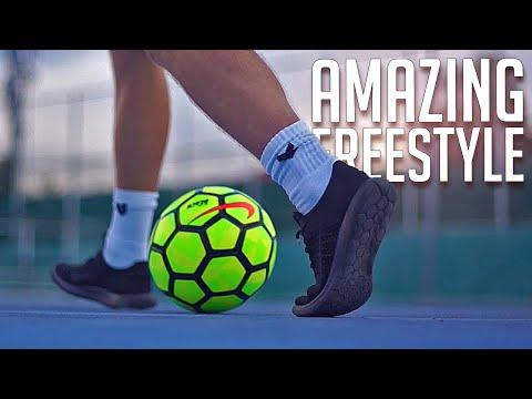 Amazing Football Freestyle in Mauritius