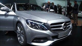 Mercedes С-Classe и другие в Женеве.Часть 4.