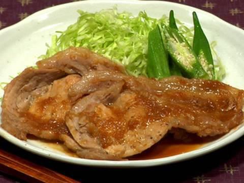 レシピ 生姜 焼き 豚 の
