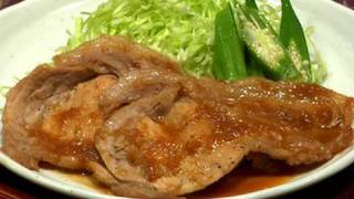 How To Make Pork Shogayaki (grilled Ginger Pork Recipe) 豚肉の生姜焼き 作り方レシピ