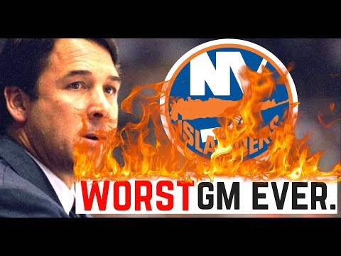 How MIKE MILBURY RUINED The ISLANDERS: Part(1/2)