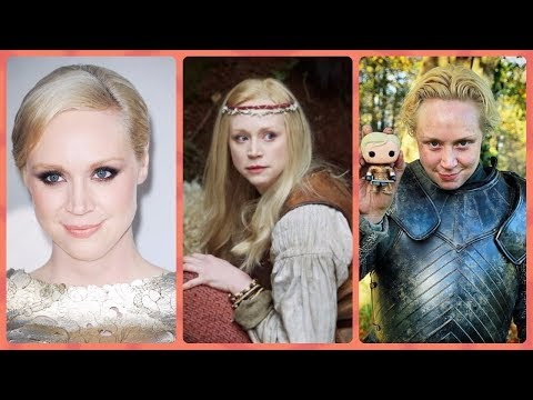 Gwendoline Christie (Brienne in Game of Thrones) Rare Photos | Family | Friends | Lifestyle