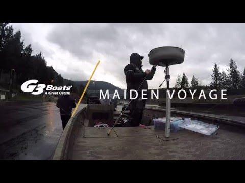 2016 G3 Gator Tough 20 | Maiden Voyage