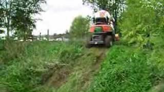 Rider Husqvarna PF 21 AWD