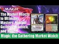 MTG Market Watch: The Market Reacts to Protour Guilds of Ravnica, Ultimate Masters, and More