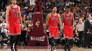 Chicago Bulls Top 10 Plays of the 2014-15 Season