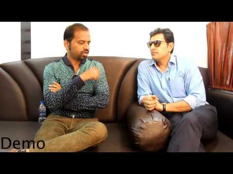 "Priyanshu Chatterjee interaction on ""BILLU USTAAD"" set"