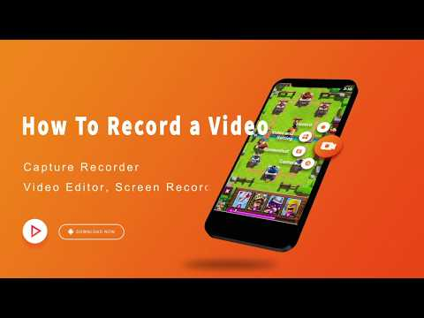 Capture Recorder - Video Editor, Screen Recorder - Apps on Google