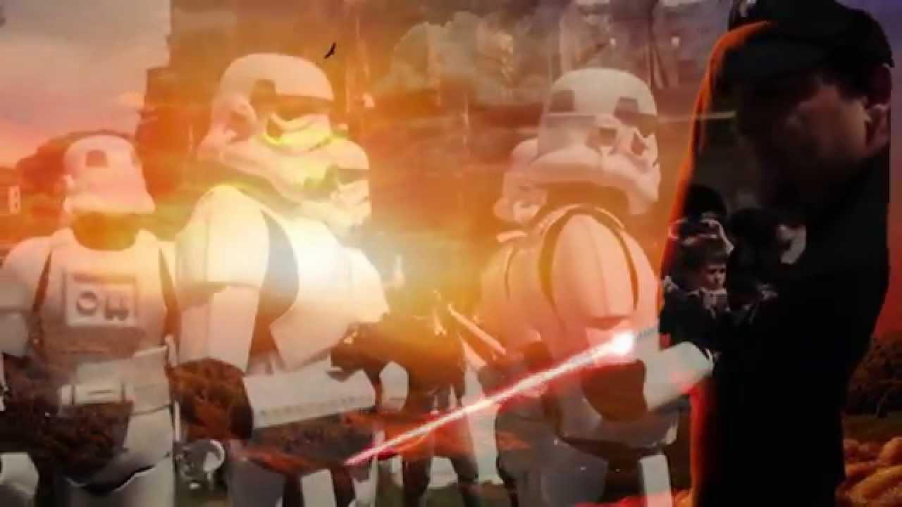 Star Wars Episode 7 Trailer German