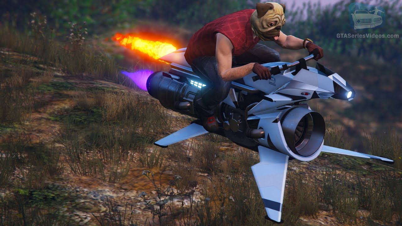 7th fastest bike in GTA 5 online and the most mythical bike in the game