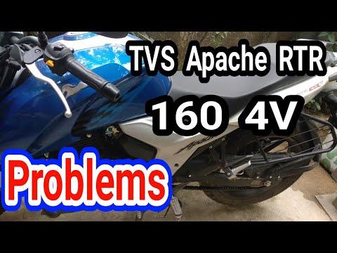 TVS Apache 160 Problems | Know the problems about Apache 160 4V | 2018 tvs  apache 160 4v | Hindi