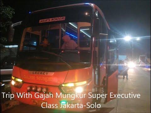 Alon-Alon Asal Kelakon , Trip With PO Gajah Mungkur Jakarta-Wonogiri PP