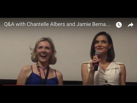 The 6th Friend: Q&A Chantelle Albers and Jamie Bernadette