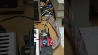 wireless weather station project for ti 99 4a computer part 1 xbee communication test