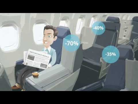 Discounted Business Class Airline Tickets