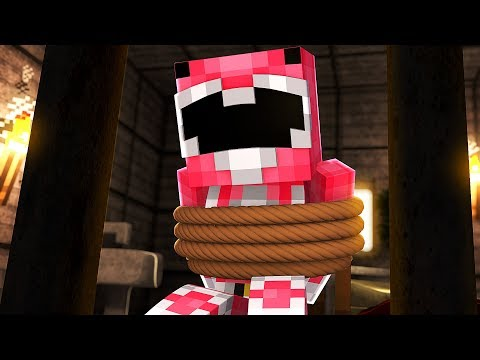 PINK RANGER IS MISSING?! Minecraft Power Rangers Roleplay