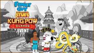 Family Guy: The Quest For Stuff | Kung Pow Quahog Event | BILLY BLANKS AND WEEK 3