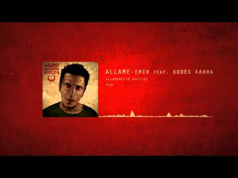 Allame - Emir Feat. Kodes Kahra (Official Audio)