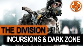 The Division 🔴 Incursion Grind | Division Tech Search in the Dark Zone | PC Gameplay 1080p 60fps