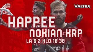 Maalikooste : Happee - Nokian Krp 9.2.2019