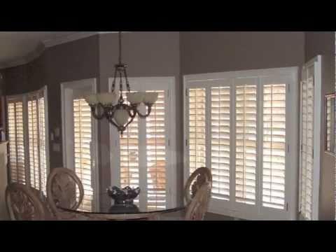 Plantation Shutters Atlanta Ga | Custom Blinds Ga | Custom Window Treatments In Atlanta
