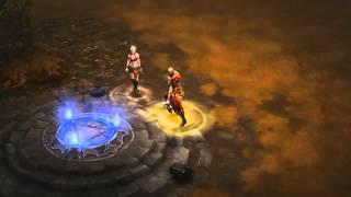 Diablo 3 - Монах (HD) Русский трейлер