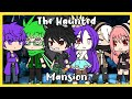 The Haunted Mansion | Gacha Life Horror Mini Movie