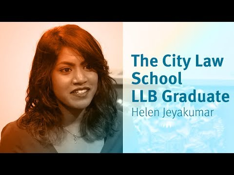 Studying the LLB at The City Law School