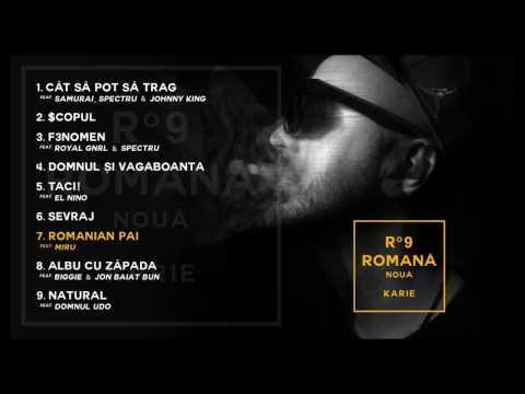 Karie feat. Miru - ROMANIAN PAI [prod. Vladish]
