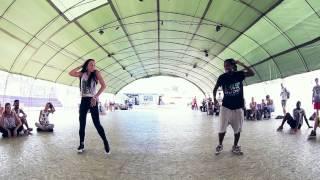 Black Sea Dance Camp 2014: Wayne Wonder - Bounce Along by Lil