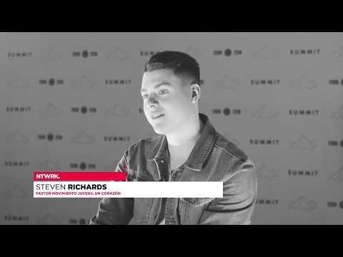 ENTREVISTA: Steven Richards - ¿Cuál es el principal clamor de esta generación?