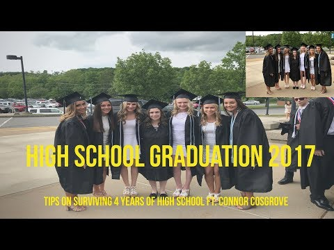 Tips On Surviving 4 years of High School Ft: Connor Cosgrove (157th Vlog) |Hannah Mayer|