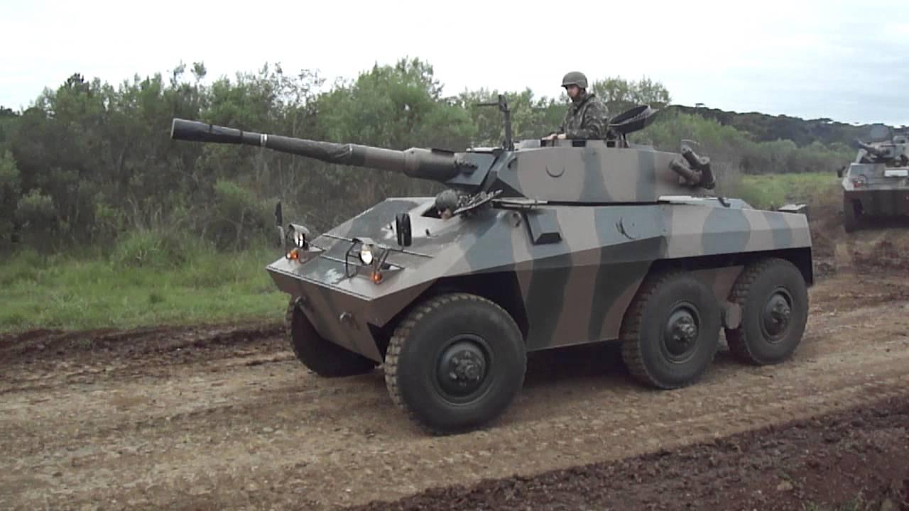 Resultado de imagen de Engesa EE-9 Cascavel brasileño.