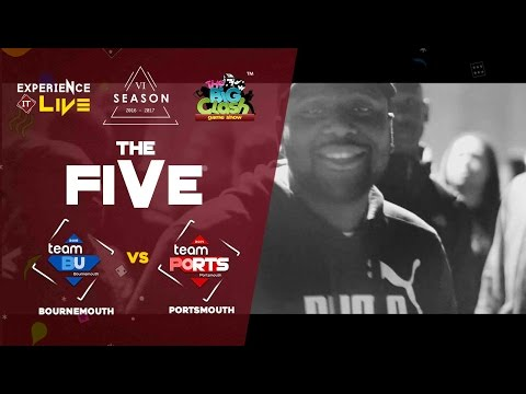 TheBigClash | The FIVE | #TeamBU vs #TeamPORTS [S6:E2]